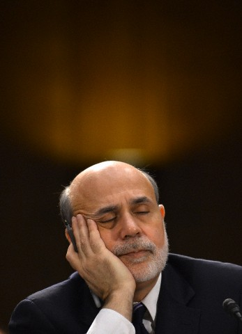 US-WASHINGTON-FINANCE-BERNANKE