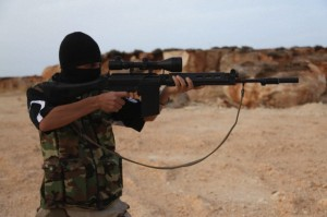 Syria's 'Osama Bin Laden Front' Soldiers In Aleppo
