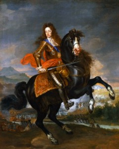 King William III by an unknown artist