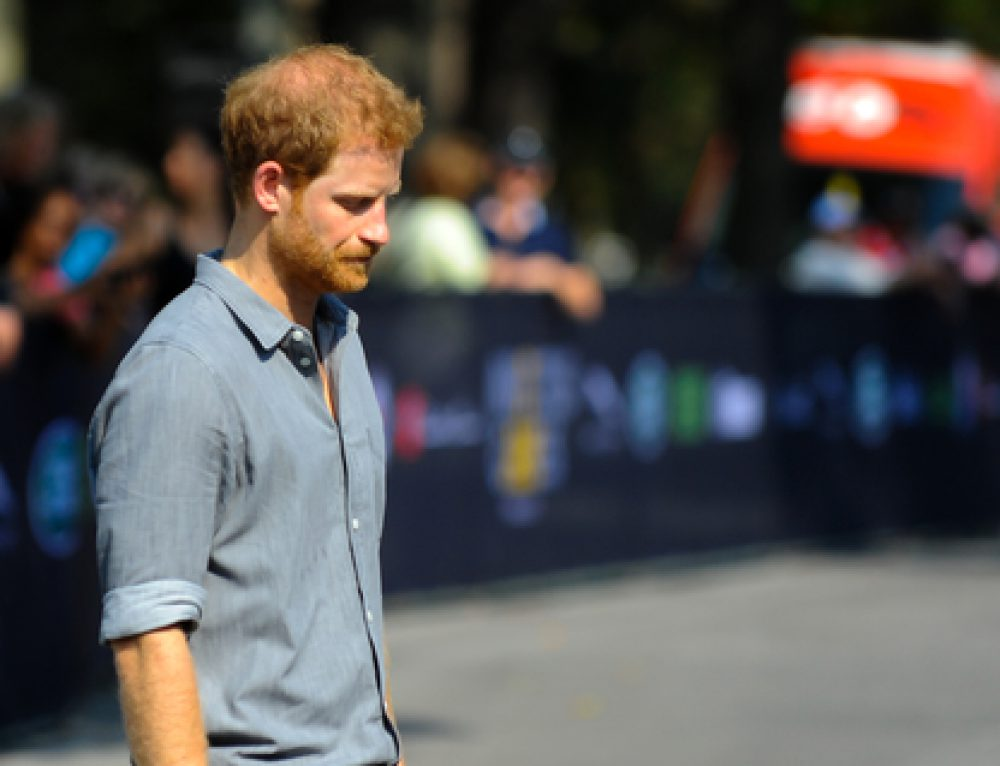 Dear Prince Harry and Ms. Markle, You May Have a Tax Problem