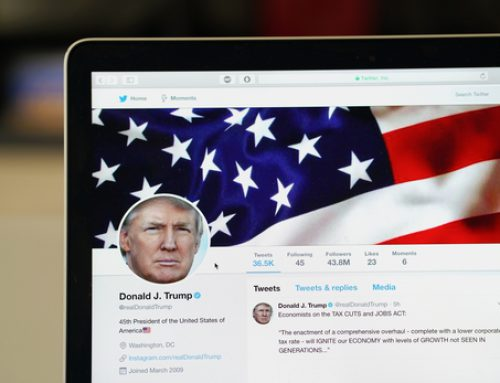 Trump Calms Down on Twitter, Improves Poll Numbers