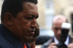France - Diplomacy - Official Visit of Venezuelan President Hugo Chavez