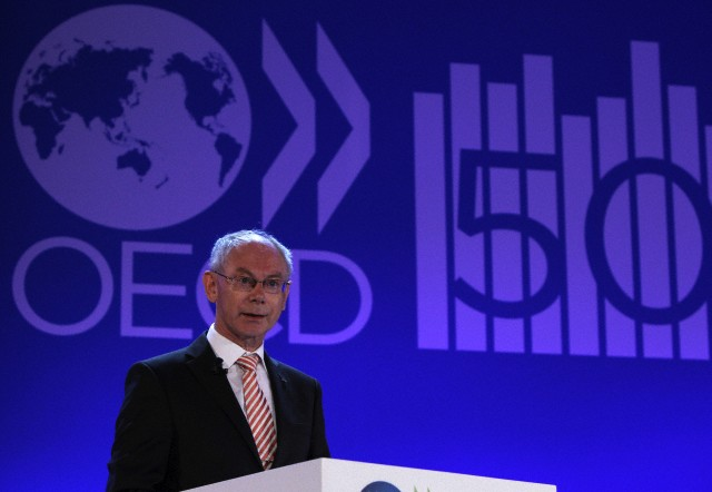 France - OECD - 50th Anniversary