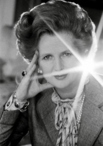 Margaret Thatcher 1981