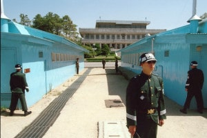 Korean War : The Demilitarized Zone, 50 Years After the War