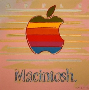 Apple, MacIntosh by Andy Warhol