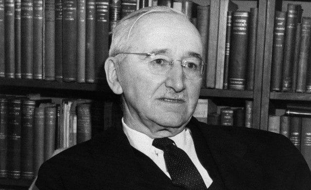 A Non-Austrian Vindication of Hayek's Monetary Policy • Corbis U1217201 e1589802579349