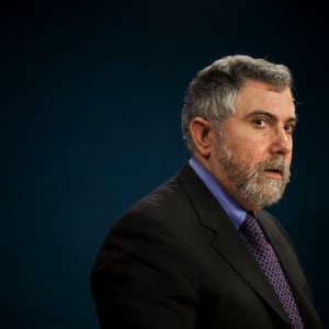 USA - New York - Nobel Laureate Paul Krugman