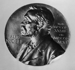 The Nobel Peace Medal