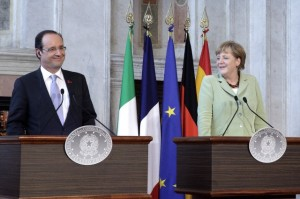 EU Quadrilateral Summit in Rome