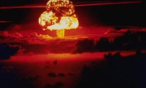 Atomic blast