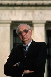 Federal Reserve Chairman Paul Volcker
