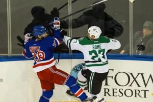 NHL: JAN 10 Stars at Rangers
