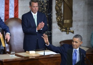 U.S.-WASHINGTON-POLITICS-OBAMA-STATE OF THE UNION ADDRESS