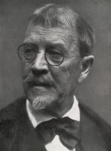 Journalist Lincoln Steffens