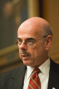 USA - Politics - Representative Henry Waxman