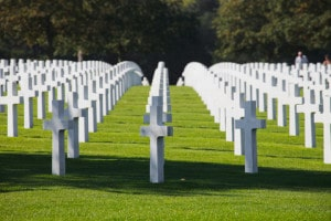 Normandy American Cemetery in France Image by © Dreamstime