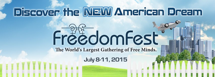 THE AEC AT FREEEDOMFEST II •