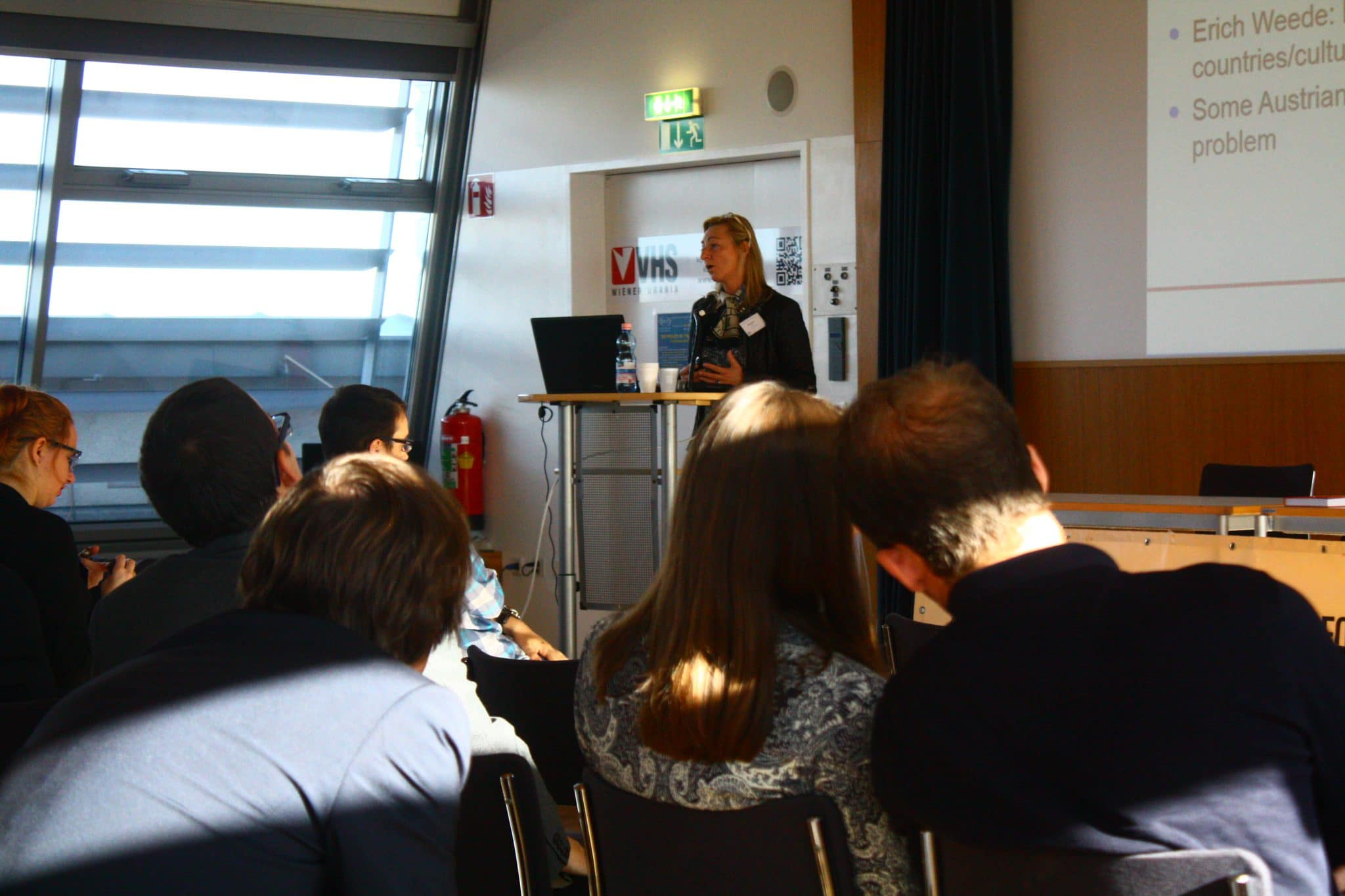 Barbara Kolm spoke at the Vienna Regional Conference of European Students for Liberty • IMG 7625