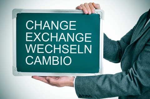 Exchange rates: a race to the bottom •