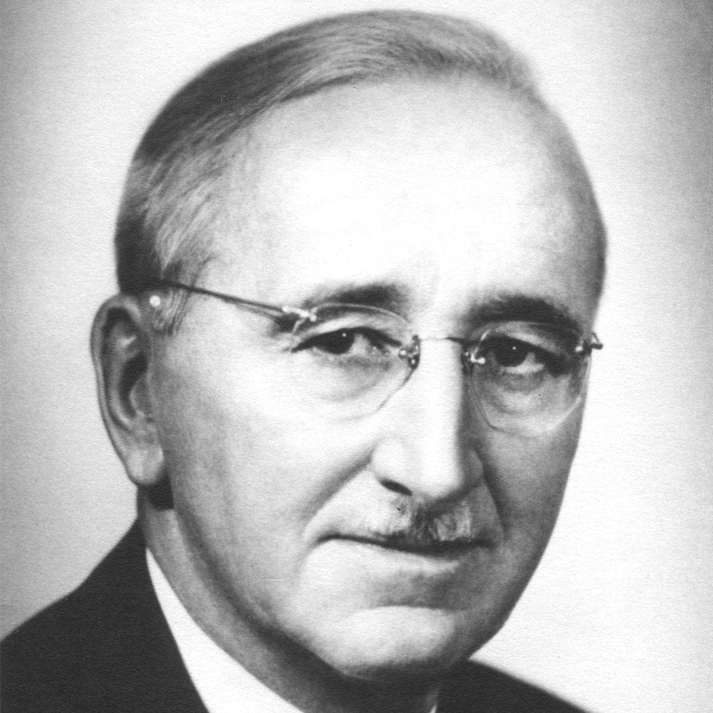 Friedrich August von Hayek • hayek portrait