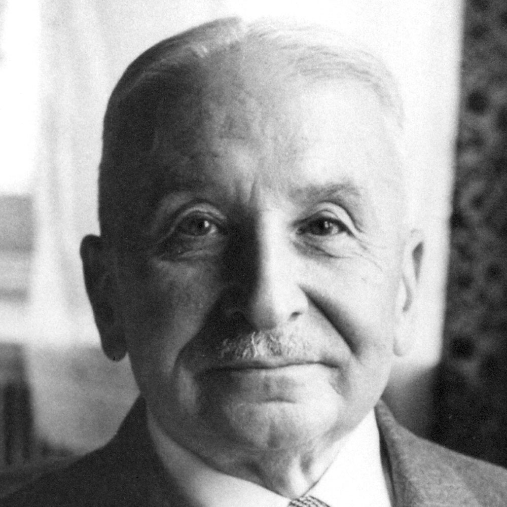Ludwig von Mises • mises portrait