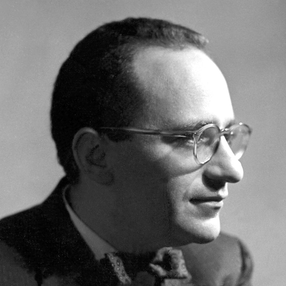 Murray Rothbard • rothbard portrait