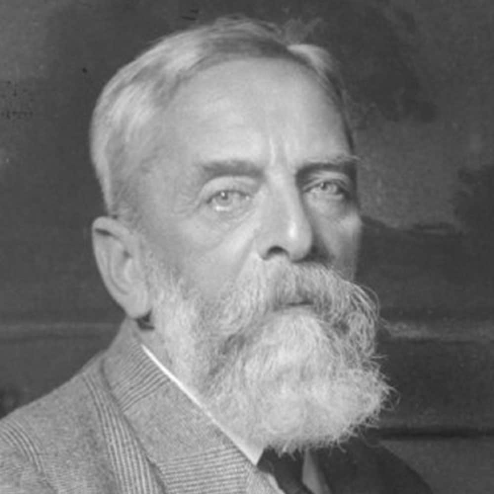 Friedrich von Wieser • wieser portrait