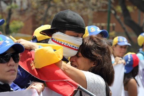 Venezuela Lives on the Edge •