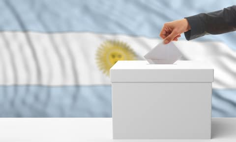 Argentina's President Looks for Easy Midterm Wins •
