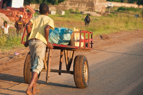 Is Development Aid the New Colonialism? •
