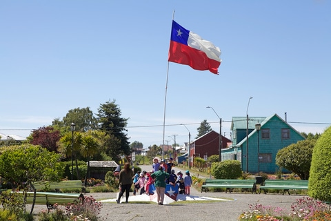 In Chile, Stagnation and Stasis Despite Shifting Politics •