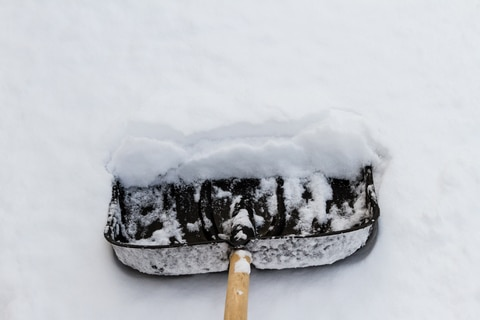 The Unseen Cost of Shoveling Snow •
