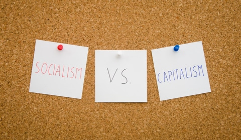 Do Rich People Benefit More from Capitalism than the Poor? •