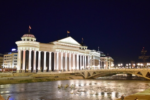 The Inconsistencies of Macedonia's Political Class •