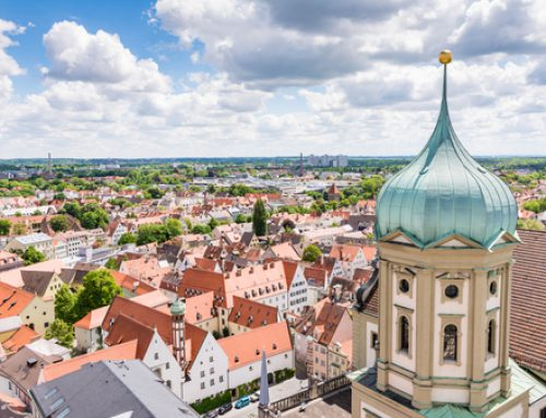 Augsburg: A Capitalist Hub at the Birth of the Modern