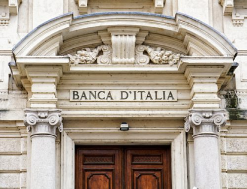 Italy's Central Bank Finds that Redistribution Leads to Corruption
