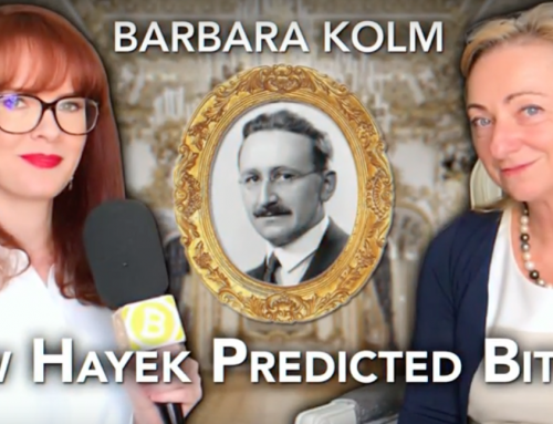 How Hayek Predicted Bitcoin: Naomi Brockwell Interviews Barbara Kolm