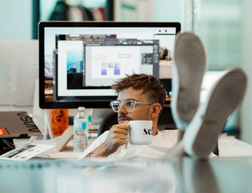 """The Problem of Cubicles and the """"Open Office"""""""