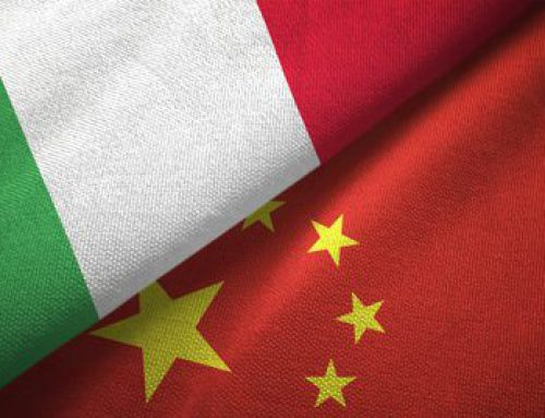 In Dire Need of Economic Vitality, Italy Embraces China