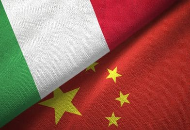 In Dire Need of Economic Vitality, Italy Embraces China • dreamstime xs 139620889 e1556873517805