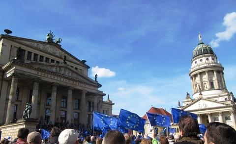 The Myth of the Ever Closer European Union •