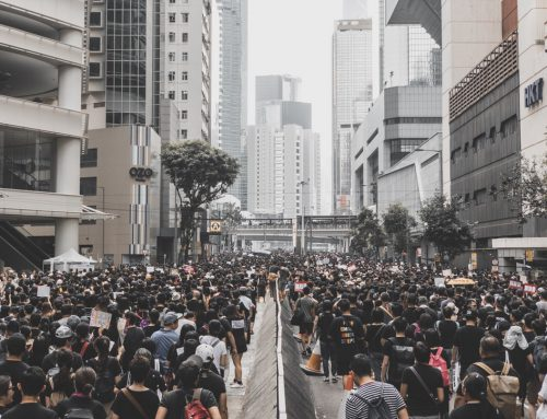 A Legitimacy Crisis for Hong Kong and China