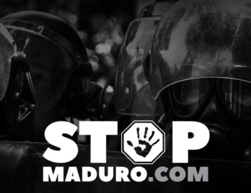 Let's Bring Nicolás Maduro to Justice