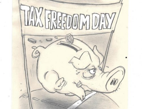 Tax Freedom Day 2019