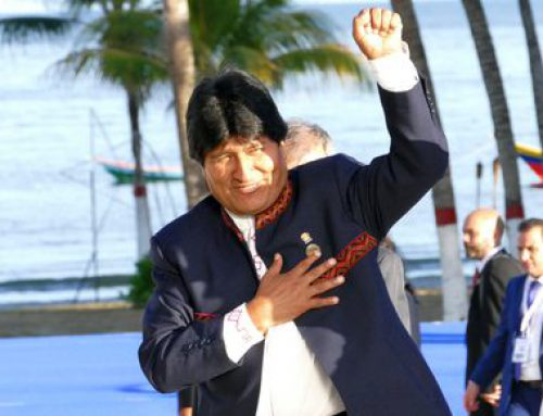 Bolivia, Democracy and Corbyn