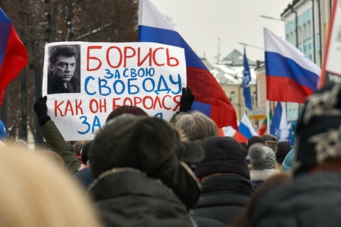 A New Actor in Russian Politics: Citizens •