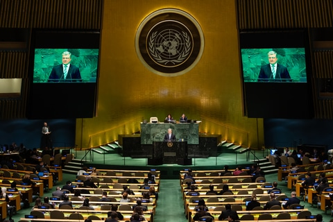 The Mysterious Case of CEOs Turning Green • un assembly