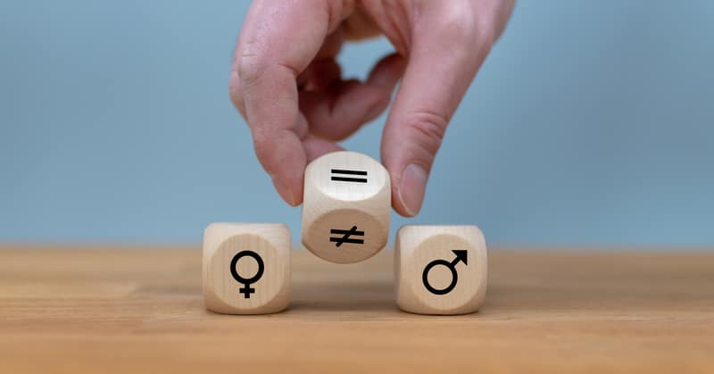 The Gender Pay Gap Is Misleading • dreamstime s 140200356