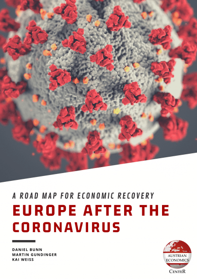 Europe After the Coronavirus: A Road Map for Economic Recovery • cover e1587031334440